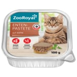 ZooRoyal Enten-Pastete auf Aspik 100g