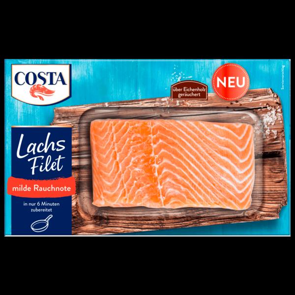 Costa Lachsfilet mit milder Rauchnote 130g