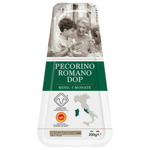 Marca Italia Pecorino Romano 200g