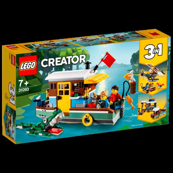 Lego Creator Hausboot #31093 *