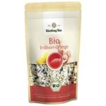 Bünting Tee Bio Erdbeer-Orange 80g