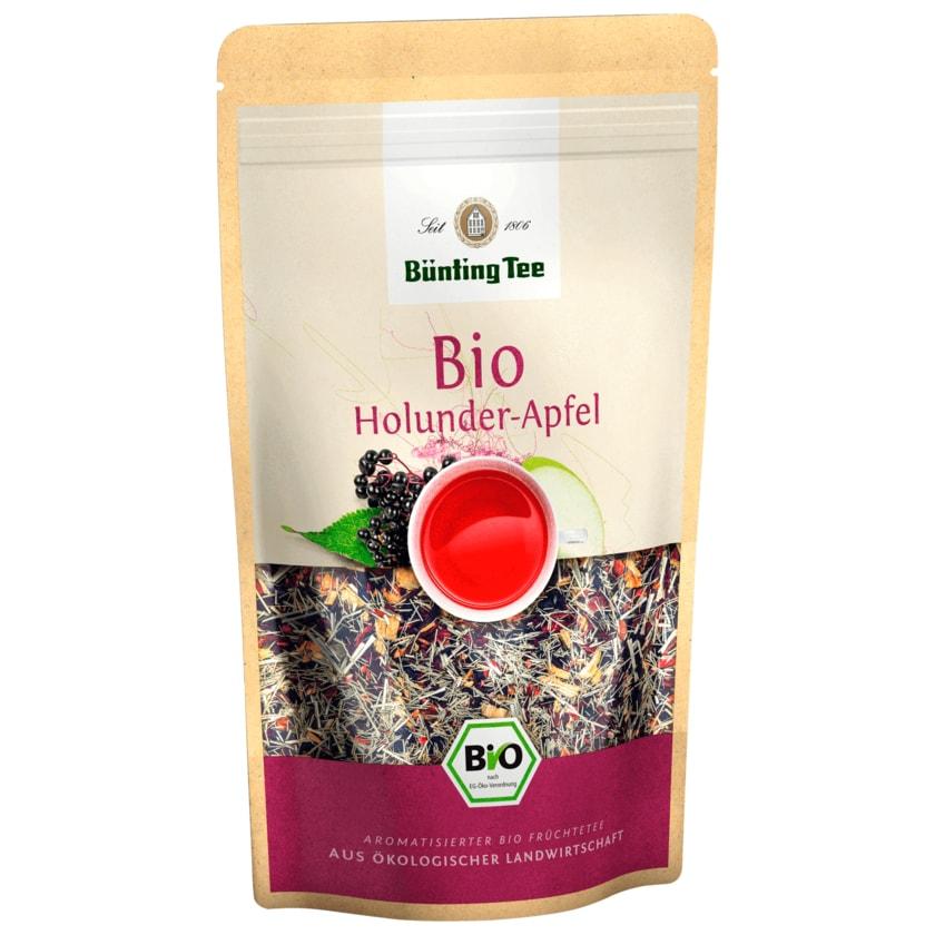 Bünting Tee Bio Holunder-Apfel 90g