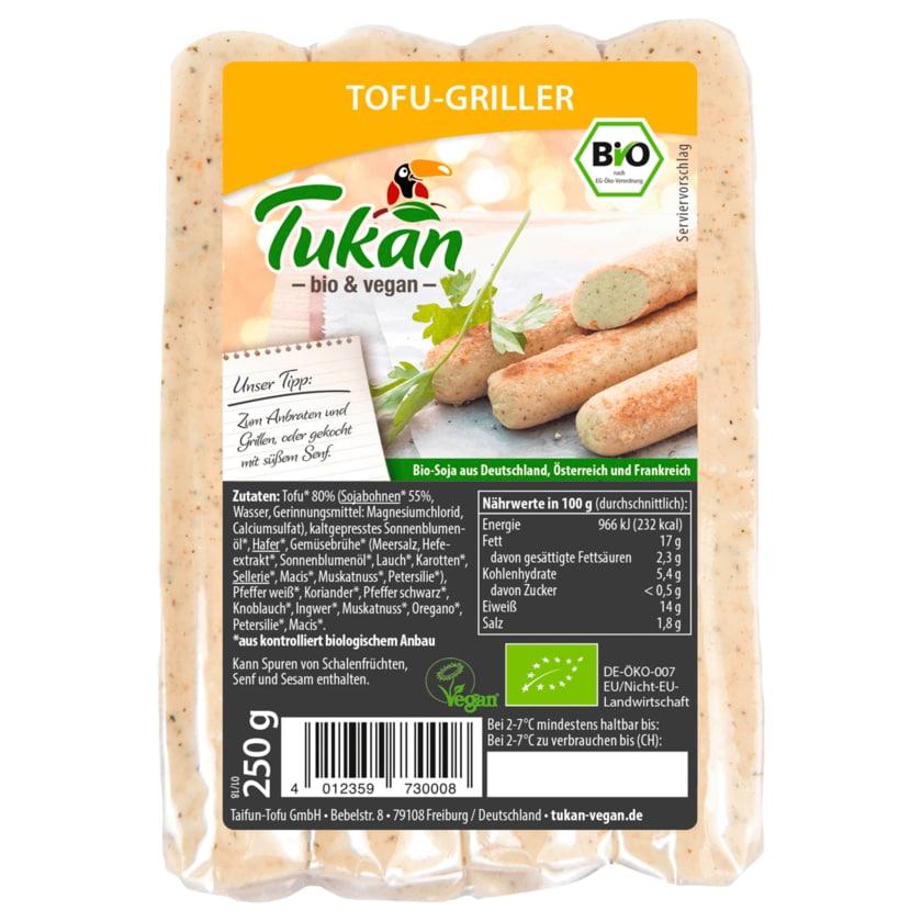Tukan Bio Tofu-Griller 250g