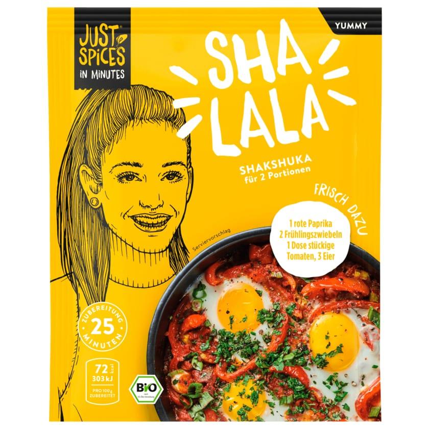 Just Spices In Minutes Shalala Yummy Bio Shakshuka 27g