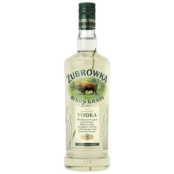 Zubrowka Bison Grass Flavoured Vodka 0,7l
