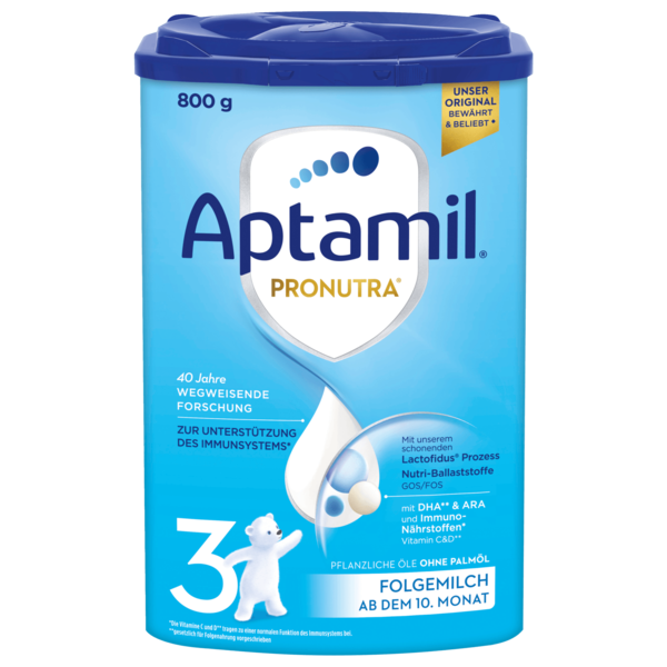 Aptamil Pronutra 3 Folgemilch 800g
