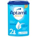 Aptamil Pronutra 2 Folgemilch nach dem 6. Monat 800g