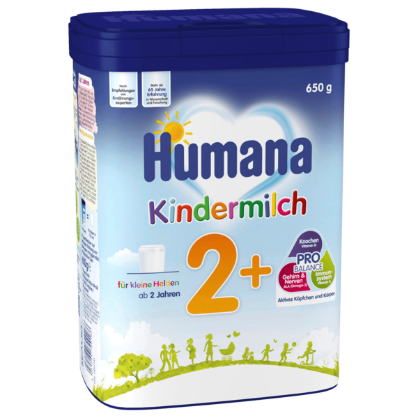 Humana Kindermilch 2+ 650g