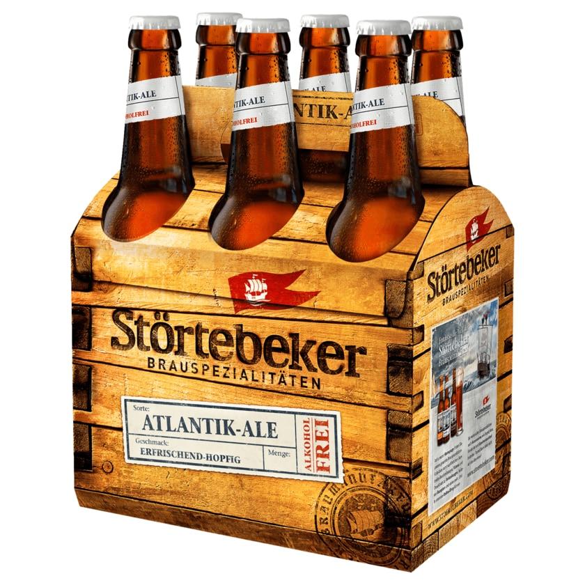 Störtebeker Atlantik-Ale alkoholfrei 6x0,5l