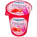 Exquisa Protein Quark Erdbeere 400g