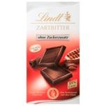 Lindt Schokolade Zartbitter ohne Zuckerzusatz glutenfrei 100g