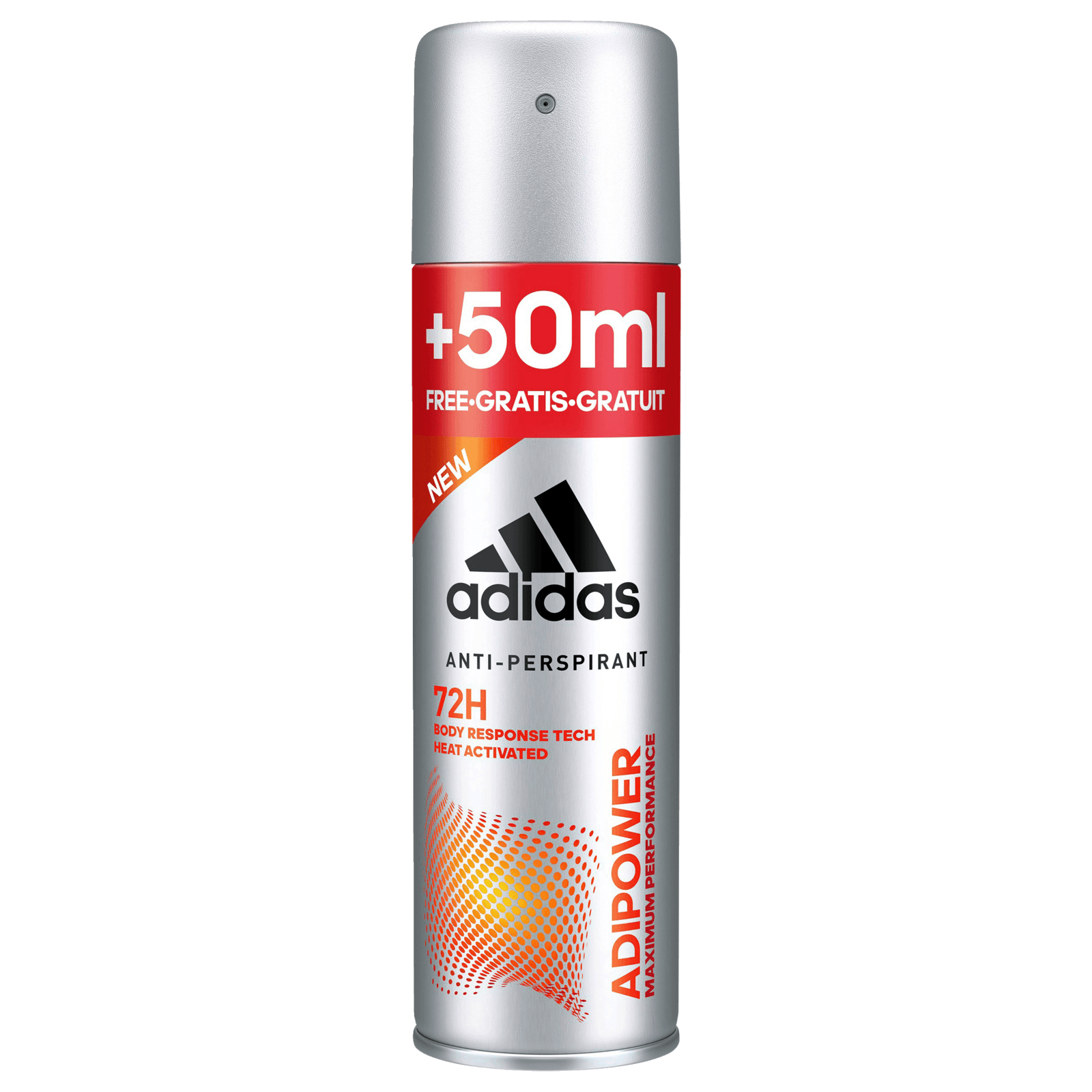 Adidas Deo Adipower Men 200ml