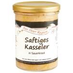 Struzina Rauschen Saftiges Kasseler in Sauerkraut 400g