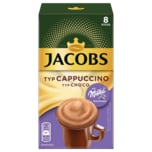 Jacobs Instant Kaffee Cappuccino Milka 144g, 8 Sticks