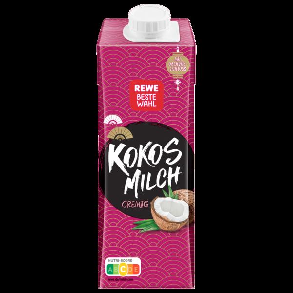 REWE Beste Wahl Kokosnussmilch Creme 250ml