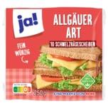 ja! Schmelzkäse Allgäuer 250g