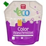REWE Beste Wahl Eco Color Waschmittel 1,5l - 22 WL