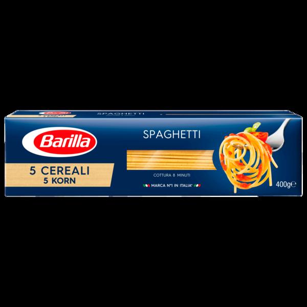 Barilla Spaghetti 5 Cerealien 400g
