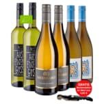 Weinset Weißwein Grauburgunder, 3-er Set, trocken 6x0,75l