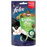 Purina felix Knabber Mix Hof & Wiese 60g