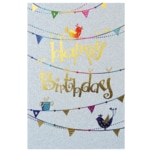 Vivess Geburtstagskarten 3 Stück