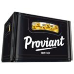 Proviant Bio Schorle Maracuja & Orange 24x0,33l