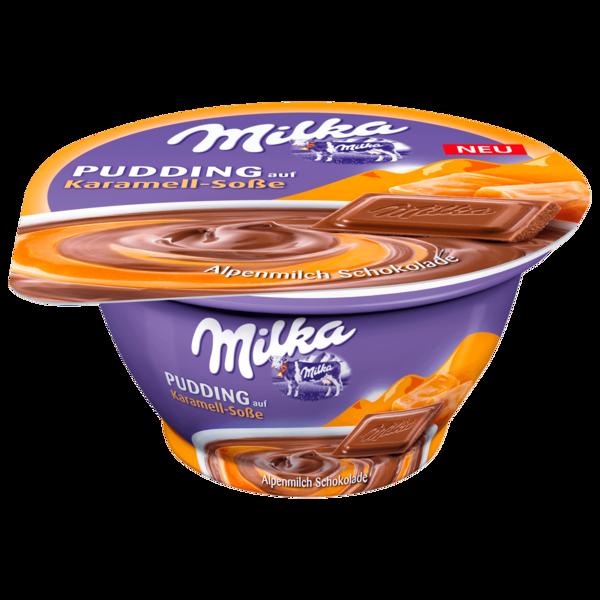 Milka Schokopudding Kakao 150g