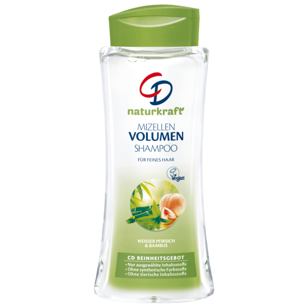 CD Naturkraft Shampoo Volumen 250ml
