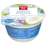 REWE Beste Wahl Joghurt Dressing light 90ml