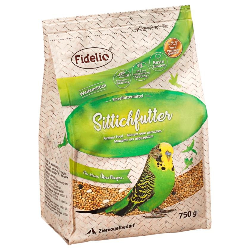 Fidelio Sittichfutter 750g