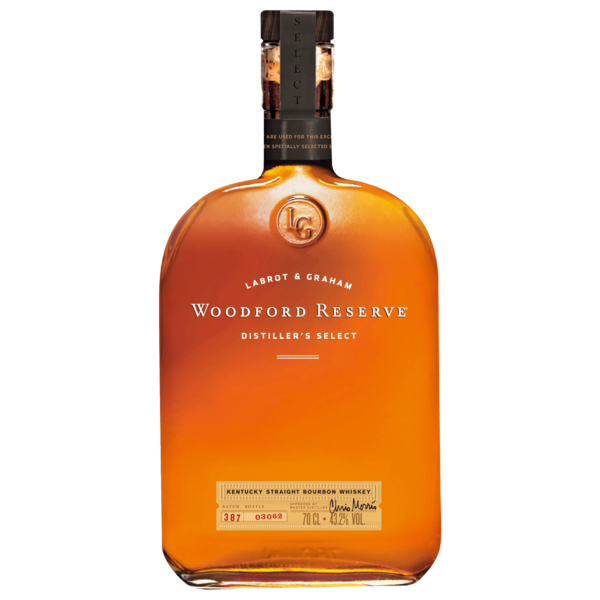 Woodford Reserve Kentucky Bourbon Whisky 0,7l