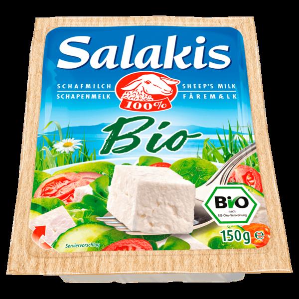 Salakis Bio 100% Brebis Schapenmelk 150g