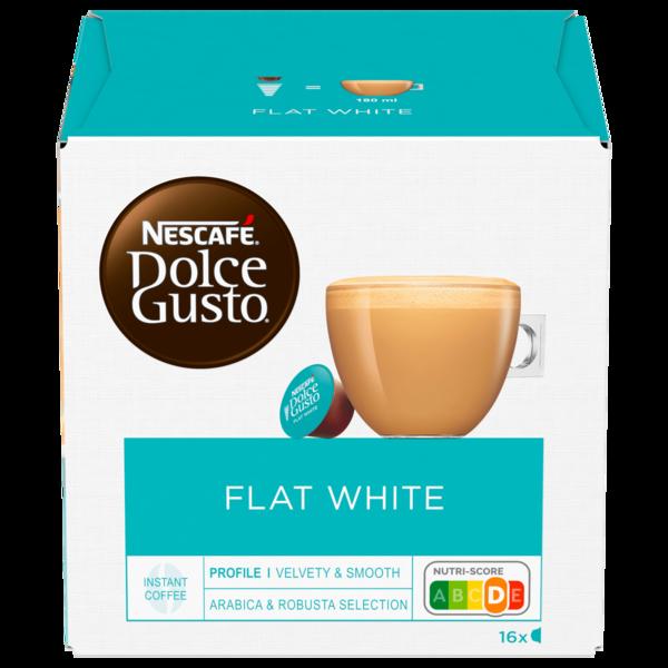 Nescafé Dolce Gusto Flat White 16 Kapseln