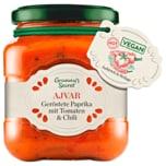 Granny's Secret Ajvar Geröstete Paprika mit Tomaten & Chili 200g