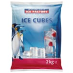 Walter Gott Ice Factory Ice Cubes 2kg