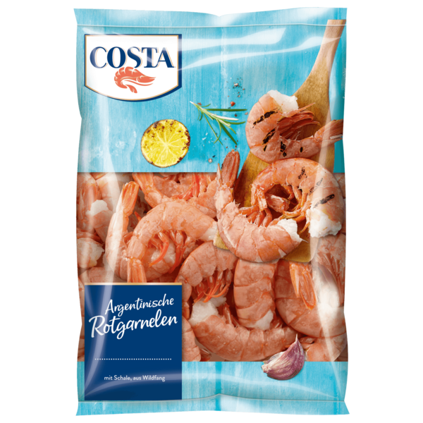 Costa Atlantic Prawns 275g