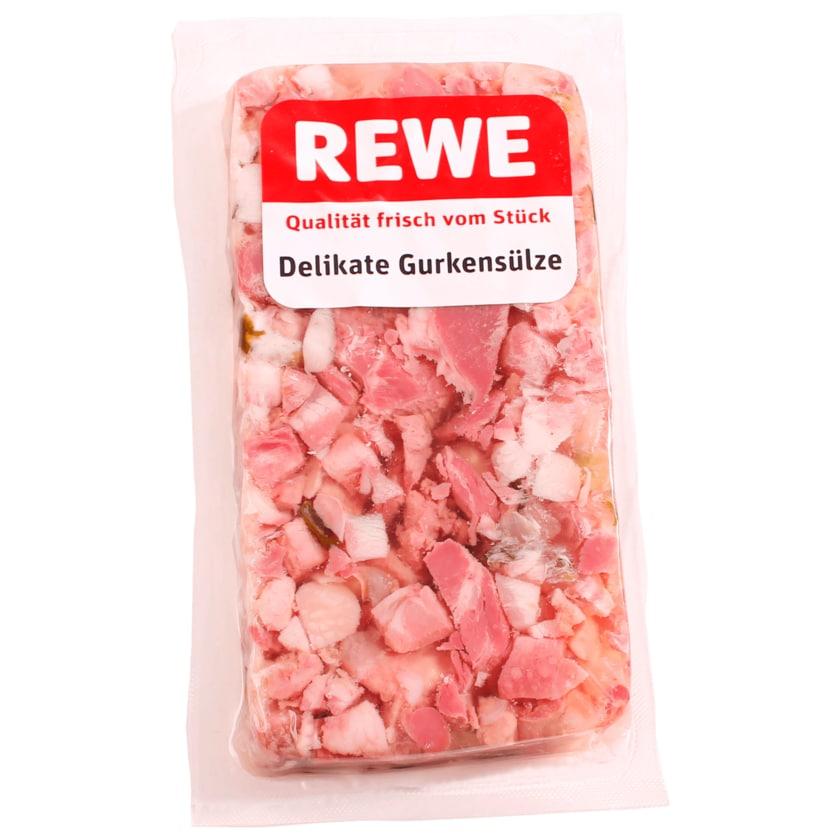 REWE Delikate Gurkensülze 200g