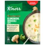 Knorr Feinschmecker Blumenkohl Broccoli Suppe 500 ml