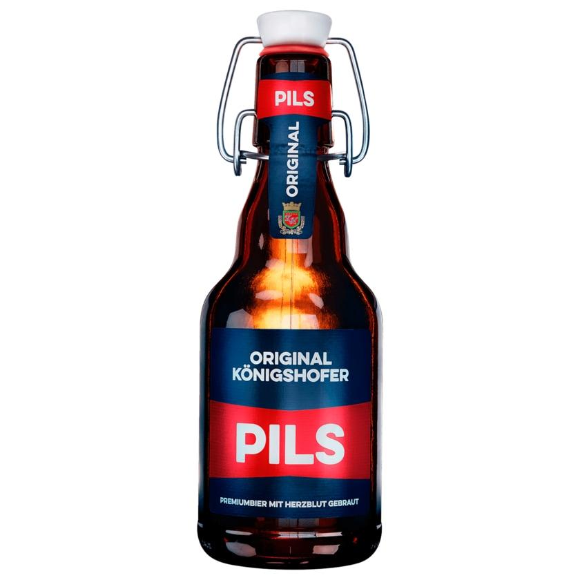 Original Königshofer Pils 0,33l