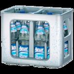 Azur Mineralwasser Spritzig 12x0,7l
