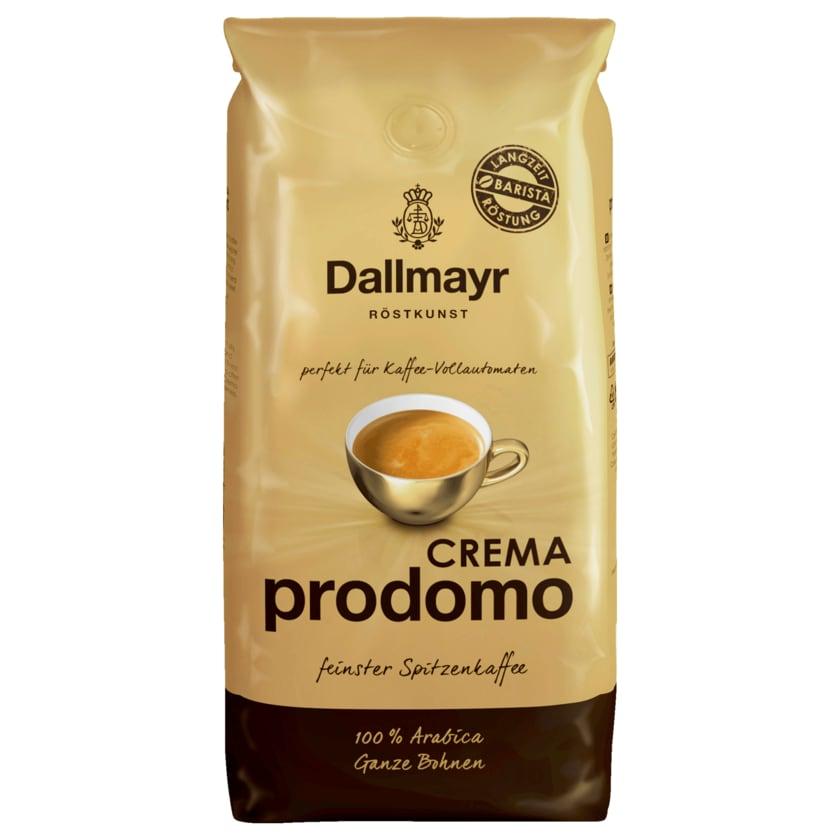 Dallmayr Prodomo Crema ganze Bohne 1kg