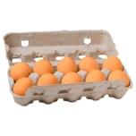 Münsterländer Freiland-Eier 6 Stück