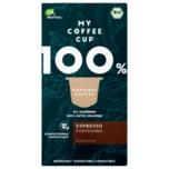 My Coffee Cup Bio Espresso Fortissimo 55g, 10 Kapseln