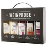 Moselland Weinprobe Deutsche Spezialitäten 5x0,25l
