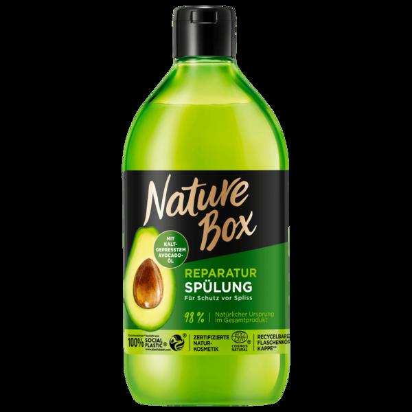 Nature Box Avocado Spülung 385ml
