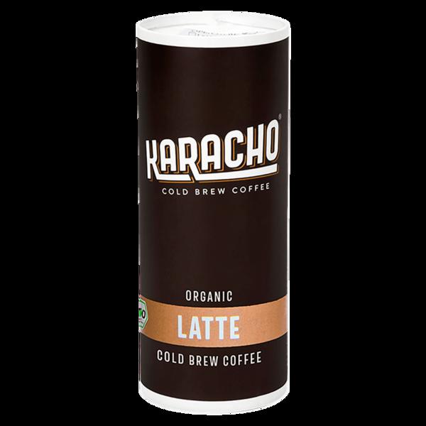 Karacho Cold Brew Coffee Organic Latte 235ml
