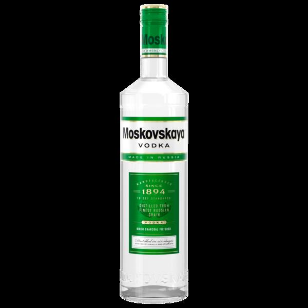 Moskovskaya Russischer Vodka 1l
