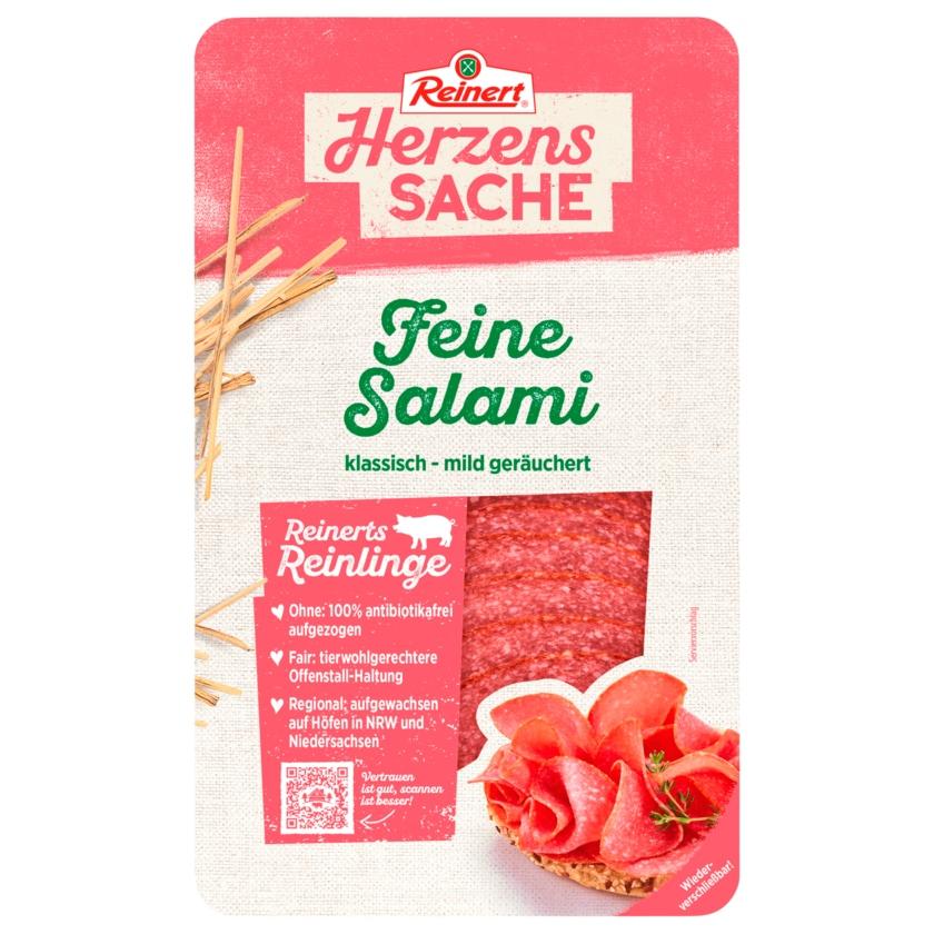 Reinert Herzenssache Salami klassisch 70g
