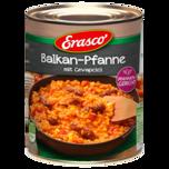 Erasco Balkan-Pfanne mit Cevapcici 800g