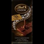 Lindt Lindor Extra Dunkel Tafel 100g